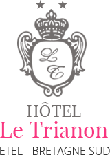Rooms at Hotel Le Trianon